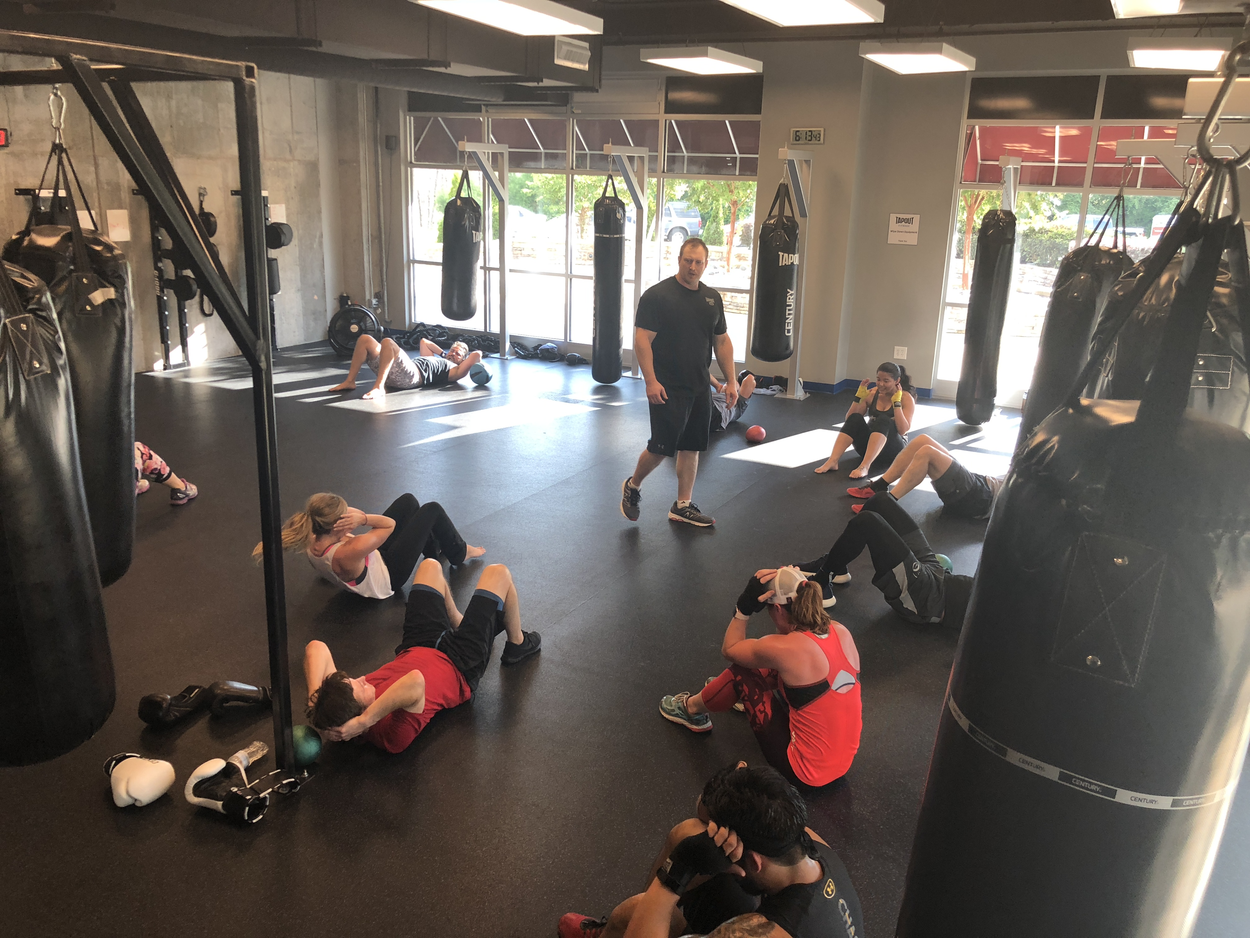 Fitness Center & Fitness Club with Martial Arts | Tapout Fitness 27604